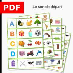phonologie trouve intrus son départ maternelle cycle 1 moyenne section petite section grande section